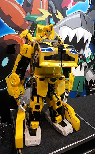 Bunblebee QUARTER ROBOT MODE