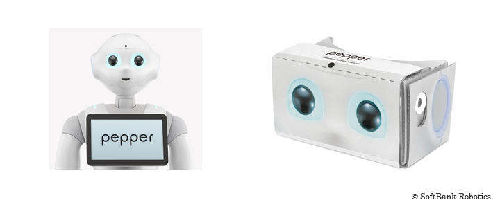 Pepper+Camera