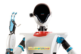 navigation robot