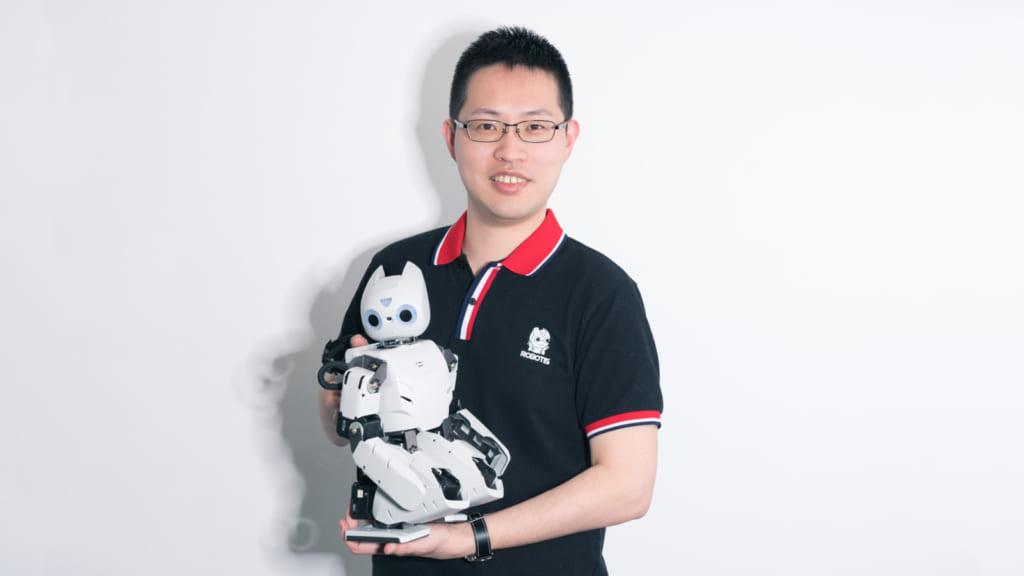 株式会社ロボティズ/柴田 善広氏 インタビュー   アスラテック株式会社